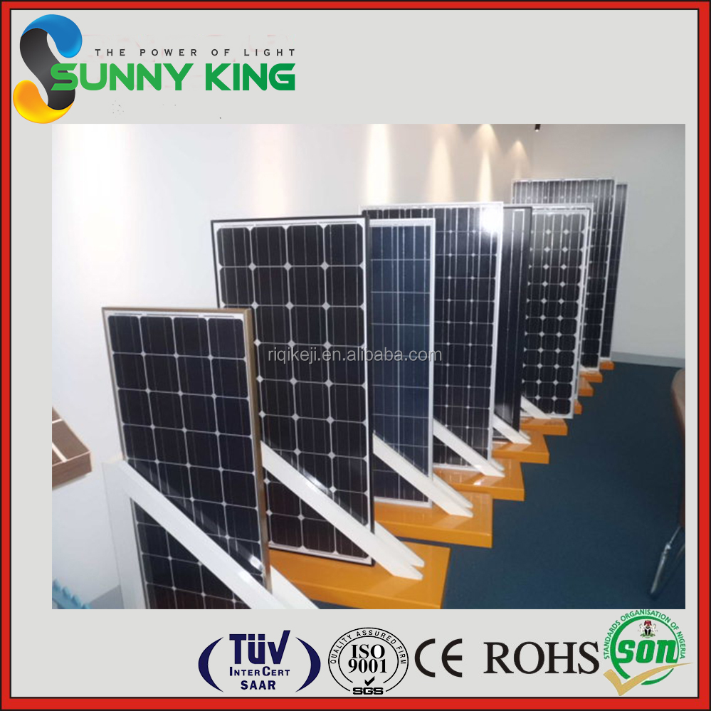 Hot sale High efficiency Cheap solar panel factory 215W 220W 225W 230W 300W Monocrystalline solar panel price