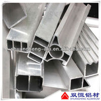 Fabrication of aluminum windows and doors from China