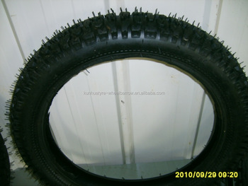 Motorcycle tyre with high quality (4.00-18)