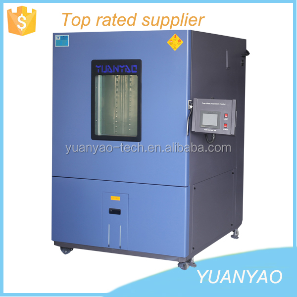 List of temperature humidity refrigerating chamber with yuanyao brand