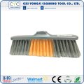 Wholesale long handle plastic floor cleaning broom