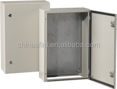 TIBOX Distribution Box 300*400*150mm/Outdoor Distribution Steel Enclosure/ Pole wall mounted type