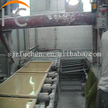 less labor cost plaster of paris ceiling board making machine
