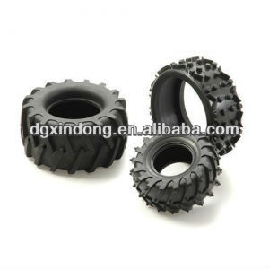 OBM high-end rubber toy car tyres for competitive price