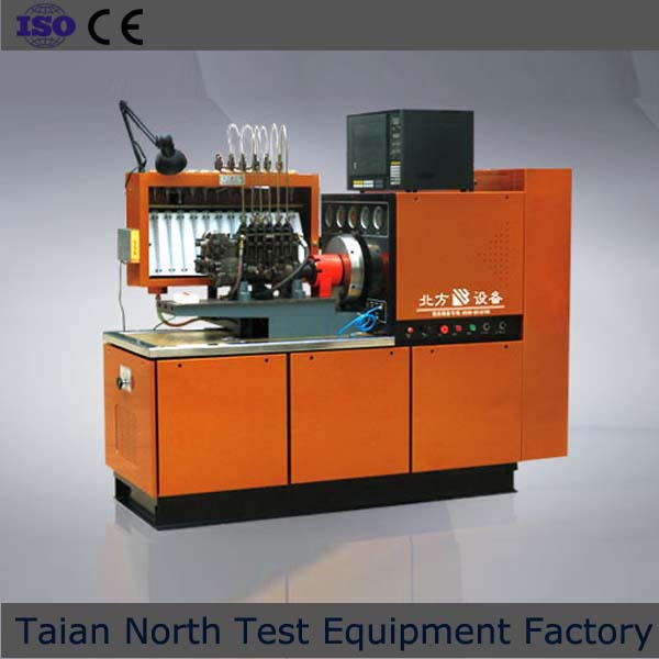 Electric motor used lower price diesel fuel injection pump test bench