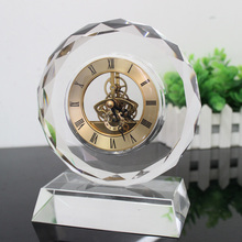 2016 k9 crystal desk table clock