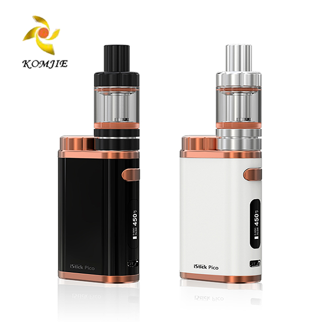 Eleaf big vapor smoke e pen cig istick pico 75w bronze