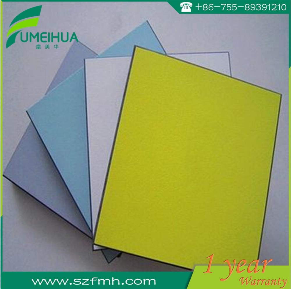 Fumeihua decorative compact laminate sheets for sale