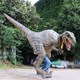 Dinosaur Animal Costume Realistic Dinosaur Costume for Sale