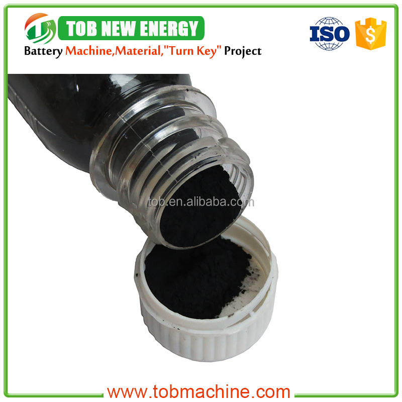 Activated Carbon Black Powder For Oil System Super Capacitor