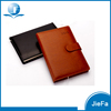 High Quality Office Usage Leather and Diary PU Notebook