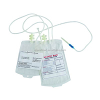 double 450 ml blood collection bag