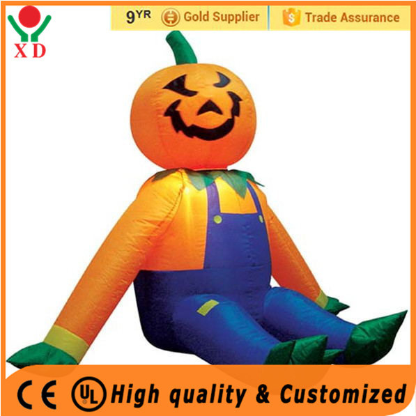 Wholesale Lighted Inflatable Decorations Halloween Theme Inflatable