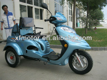 110cc handicapped passenger tricycle