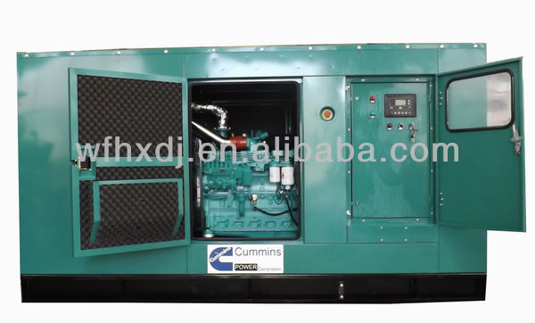 Hot sales 700kva diesel generator set with CE, ISO