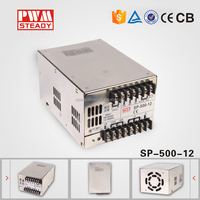 CE approved 500w switch power supply 12v 40a best quality SP-500-12 single output smps