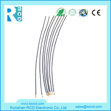 RP-SMA Female to MMCX Male Right Angle RG178 Pigtail RF Cable