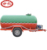 tractor water sprayer 5 ton with PTO pump water tank trailer