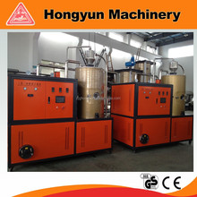 PET plastic granule dryer machine