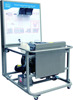 Isuzu 4JB1 electronical controlled diesel engine model educational equipment test bench