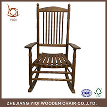Wooden Furniture Rocking Rest Chair