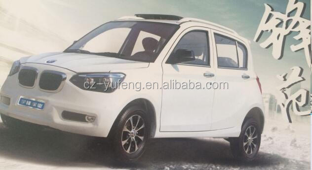 2016 hot selling Automobile,Cheap Electric Car,Electric Vehicle by Yufeng Made in China