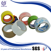48mm x 55y best performance water based acrylic self adhesive tape