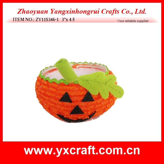 halloween pumpkin (ZY11S346-1) decoration for halloween halloween crafts to sell