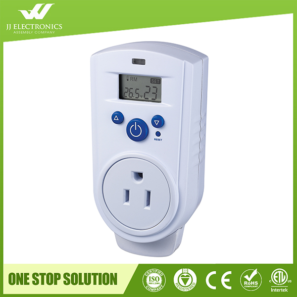 2016 newest design plug in thermostat control with great price