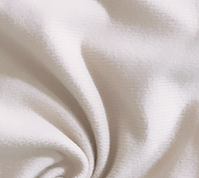 Polyester nylon spandex lycra brushed velvet plain tricot fabrics for mattress uniform lining garment joggers knitted