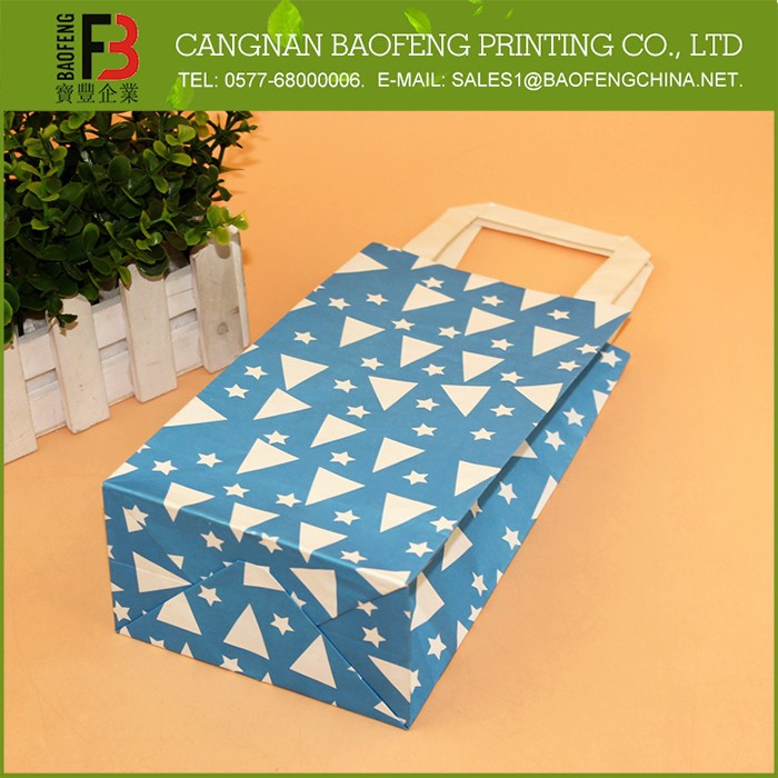Various color custom printed new fashion promotional cheap logo shopping bags