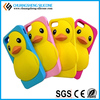 printing plastic mobile phone cover, 3d silicone phone case, animal silicone phone case
