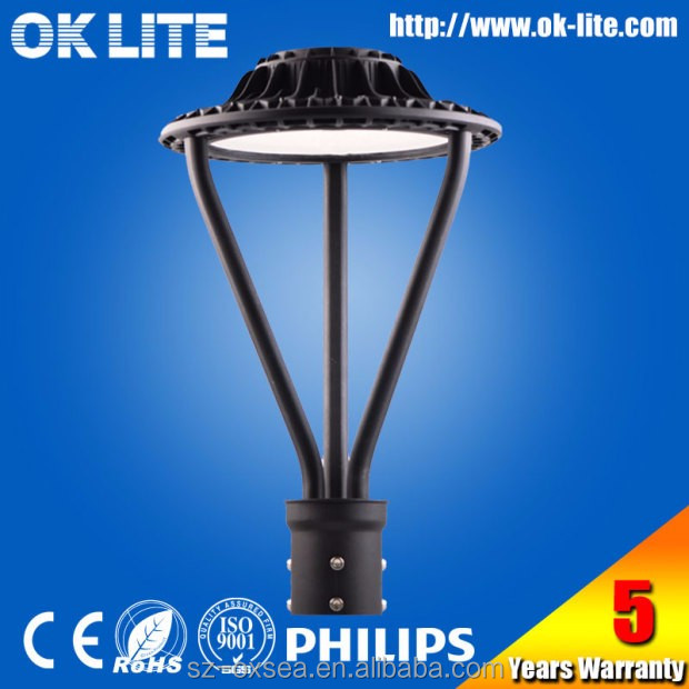 Water proof bronze type v 50W led light garden spot light