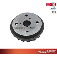 Casting Hardware Ratchet Wheel with ISO Certification