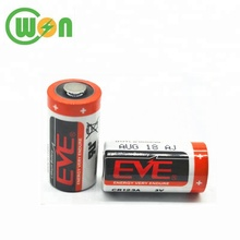 3V Lithium Battery Original EVE Battery CR123A CR1/2A with High Quality