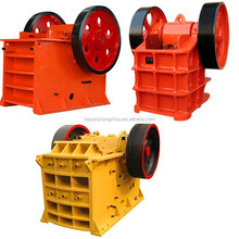 New Condition AC motor high quality calcite jaw crusher PE200*300