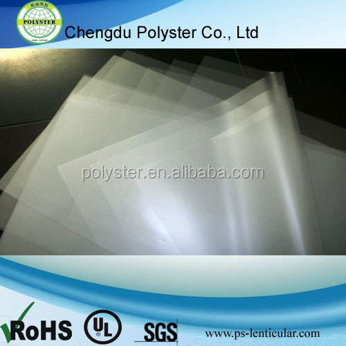 Standard One Side Matte/ Fine Matte/ Semi Gloss Overlays PC Film