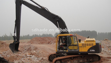 PC130 excavator long arm,PC130 excavator hydraulic arm, PC130-7K arm