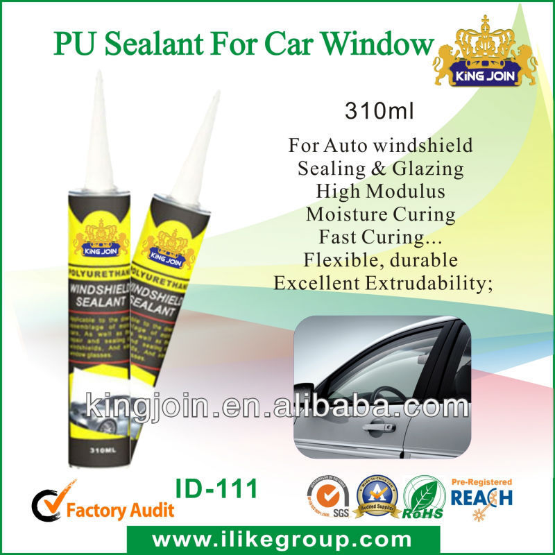 Automotive window sealant (SGS,REACH,ROSH certificate)