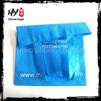 New design promotion foldable nonwoven shopping bag laminated