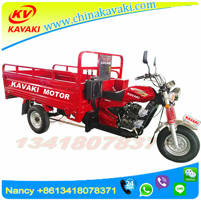 Carriage Vehicle Made In China / Three Wheel Vehicle /High Quality Tricycle