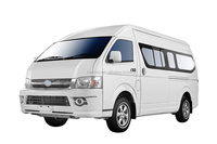 BAW 16 seats Haice VEHICLE BUS with ECE CERTIFICATION