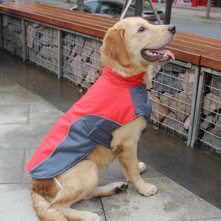 Wholesale S- 5XL Waterproof Oxford Cloth Dog Winter Coat