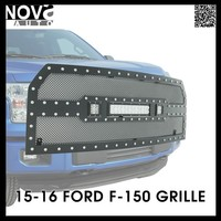 F-150 Replacement 2015 2016 Chapel Grille For Ford