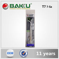 Baku Rxcellent Quality Best Price Diagonal Cutting Beauty Tweezers For Phone