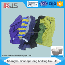 Dark t-shirt cotton cloth rags bales