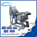 Newest 5 in 1 Combo Heat Press Machine for cap on sale