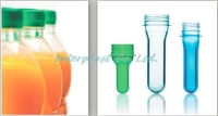 PET preforms, labels & sleeves for Water, Soft-drinks, Juices, Dairy products, etc.
