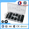 Hardware Assorted TC 180pc High Quality Small Silicone Rubber Grommets