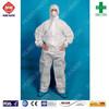 Security Amp Protection Microporous Coverall Nonwoven